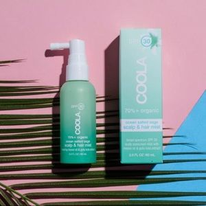 COOLA Ocean Salted Sage Scalp and Hair Mist 30 spf